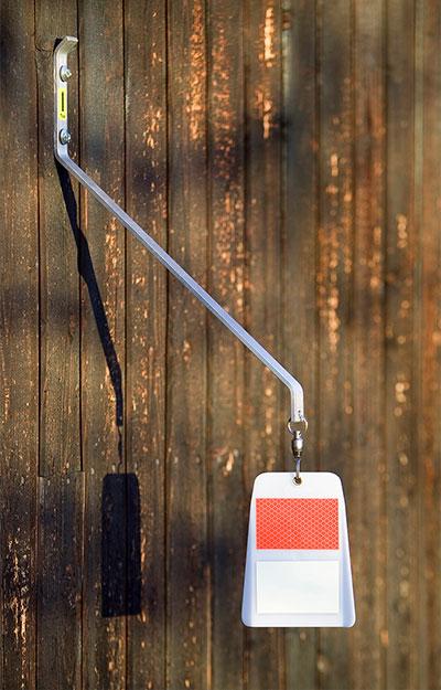 FireFly WM Wood Mount Bird Diverter