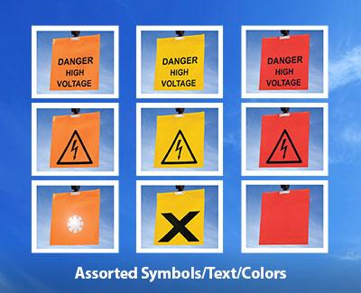 SpanMark Power Line Warning Flags