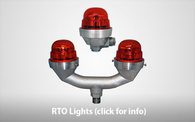 RTO Single & Dual Obstruction Lights